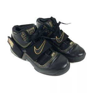 Nike Zoom Soldier 1 Lebron James Basketball Shoes